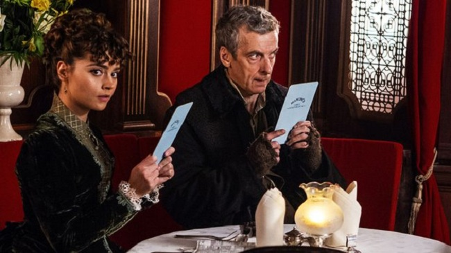 'Doctor Who' Season Eight Premiere: Time May Change Me