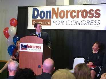 Norcross wins primary
