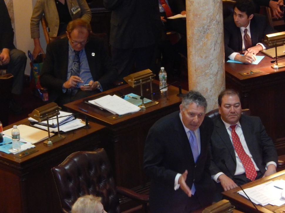 Budget Debate: Singer and the golden egg argument v. Vitale and 'our millionaire friends'