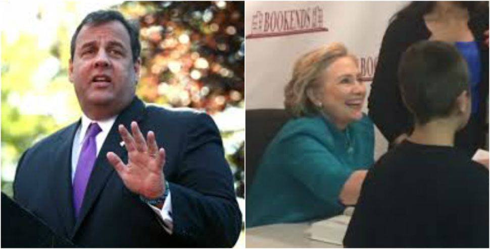 Fight of the Week: Christie v. Clinton, pre-2016 warm-up round
