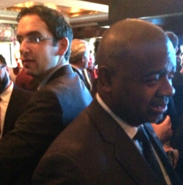 Torres saddles up with Fulop and Baraka for mayors' initiative