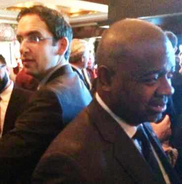Seven county party chairs show up in support of Fulop at JC mayor's fundraiser