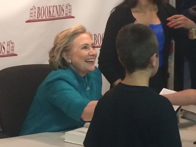 In Bergen bookstore, expectations high for Hillary Clinton as New Jersey voters anticipate 2016 presidential run