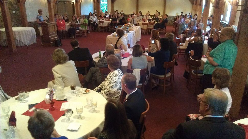 CD12: former Gov. Whitman among those in attendance at Eck fundraiser tonight
