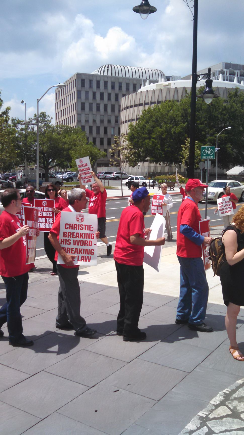 Labor leaders react to judge's decision