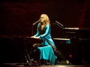 Tori Amos at Beacon Theatre PHOTO: Kaitlyn Flannagan