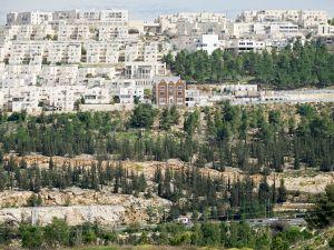 Ramat Shlomo, Jerusalem, Israel, Far View