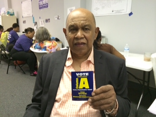 "Battleground Plainfield: Union County Dem Chair Green: ""I'm down 100 percent with Bonnie Watson Coleman"" in CD 12 Dem primary battle"