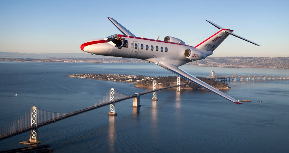 Private Jets for the People: JetSuite's $540 Flights