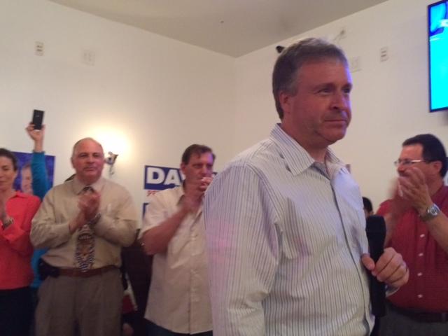 "Battleground Bayonne: Davis ready to ""take City Hall"" on eve of mayoral runoff battle against Mayor Smith"