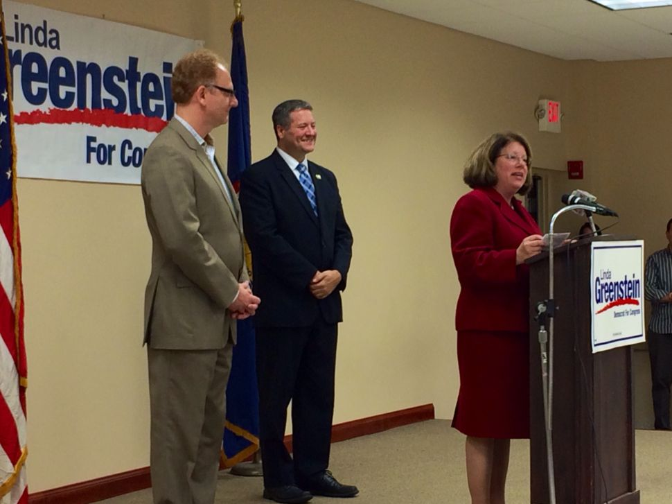 Greenstein concedes in CD 12, first campaign loss