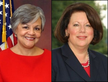 Bonnie Watson Coleman and Mercer County's 'fantastic job turning out voters'