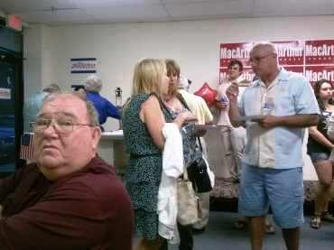 CD3: National Republicans take to the phones with districtwide anti-Belgard robocall