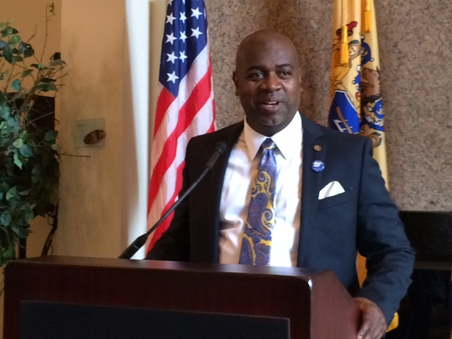 "Mayor Baraka on Newark's future: first 100 days dedicated to leading ""a city that everybody can be proud of again"""