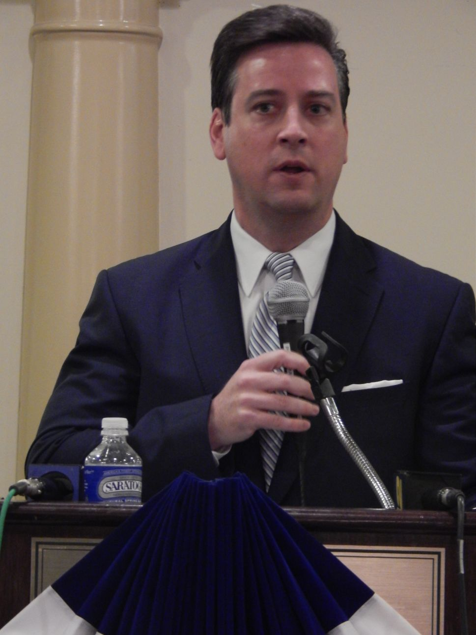 What's at stake on Tuesday night for Middlesex County Democratic Chairman Kevin McCabe?