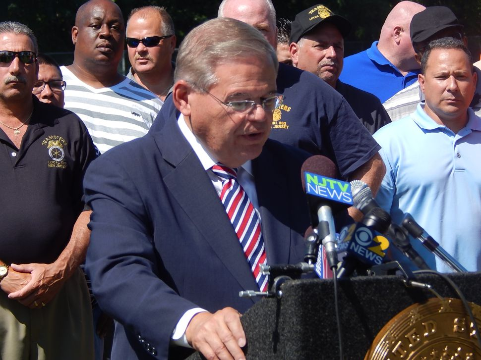 Humanitarian Crisis in Central America: Menendez encouraged after meeting with three leaders