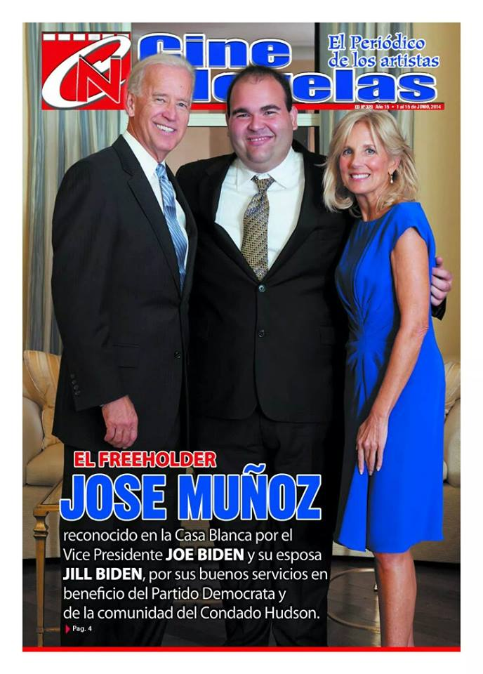 Hudson County Freeholder's Race: Munoz says he can't be both a Tea Partier and a communist