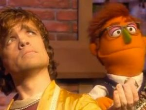 Tyrion Lannister, in happier times. (PBS)