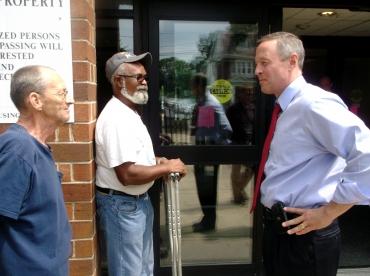O'Malley has NJ pals – but no visible support – toward 2016 prez run