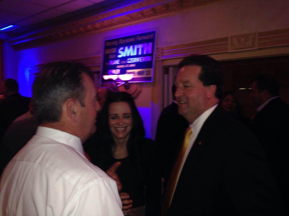 Former Councilman Costanza backs Smith slate in Bayonne