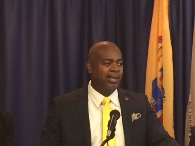 Newark Mayor Baraka: in aftermath of Jersey City cop killing, death penalty not a deterrent