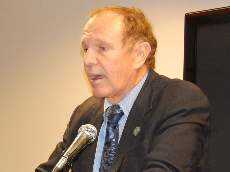 Budget Crisis: Lesniak says both Christie and Sweeney will have to compromise