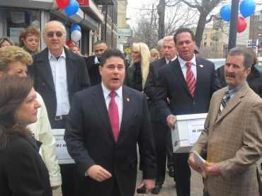 Hudson Freeholder Primary Update: Wiley still backs Munoz; pledges to run for mayor against Roque 'and anyone else'
