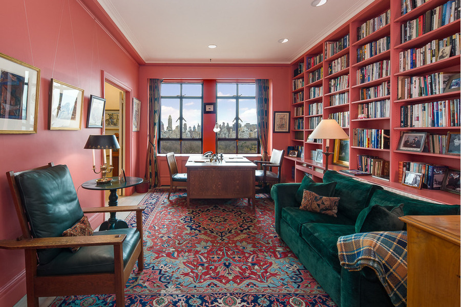 Windows for the Butler: San Remo Pad of 'Spin City' Creator Sells for $12.5M