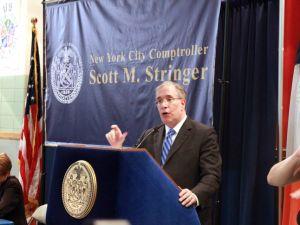 Comptroller Scott Stringer. (Photo: Facebook)