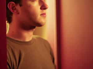 Mark Zuckerberg presumably contemplating life. (Wikimedia Commons)