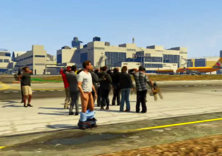 Some Really Classy Grand Theft Auto Players Have Created a Rape Mod