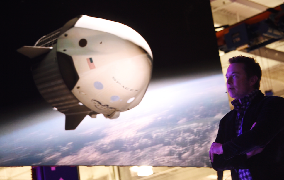 Elon Musk's SpaceX Is NOT Suddenly Valued At $10 Billion