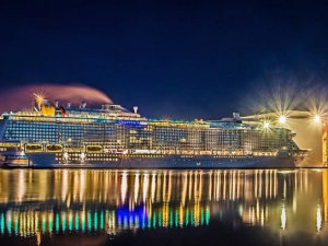 Vroom vroom. (Photo: Royal Caribbean)