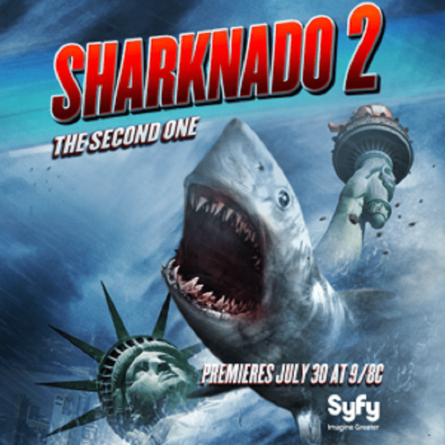 For Better or Worse, 'Sharknado' is Changing Television