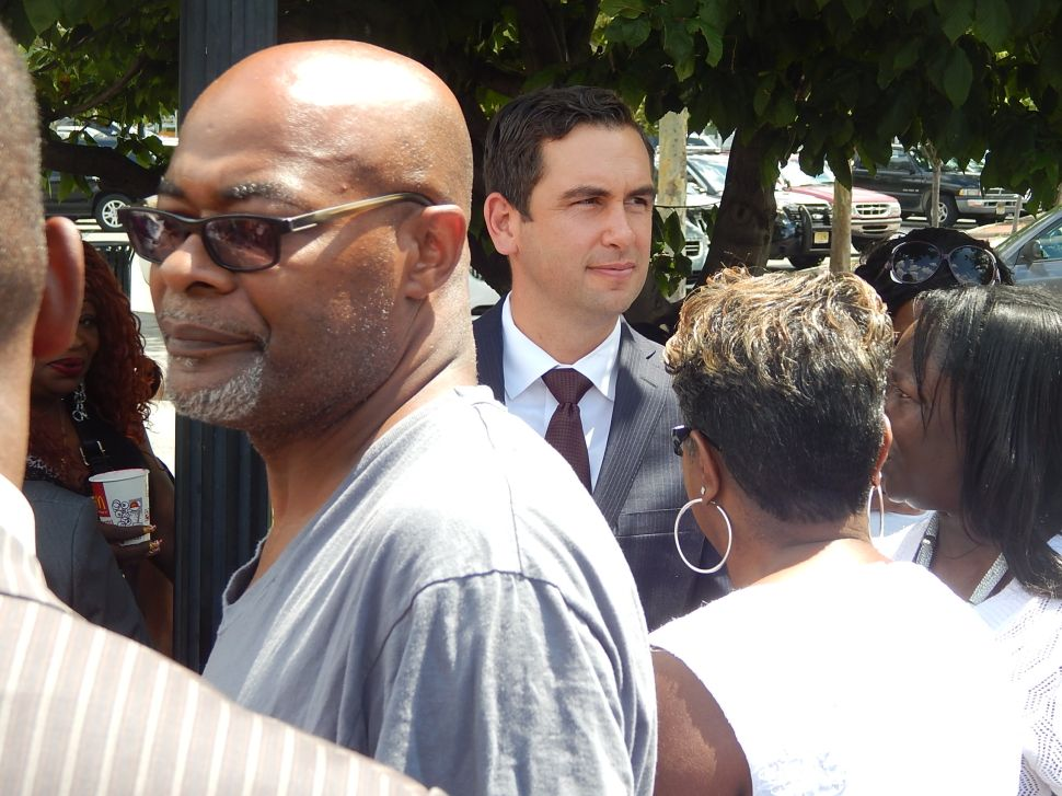 Fulop on Cowan's intentional traffic jam charge: 'This is all political'