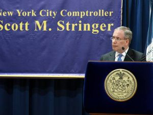 Comptroller Scott Stringer. (Photo: Facebook).