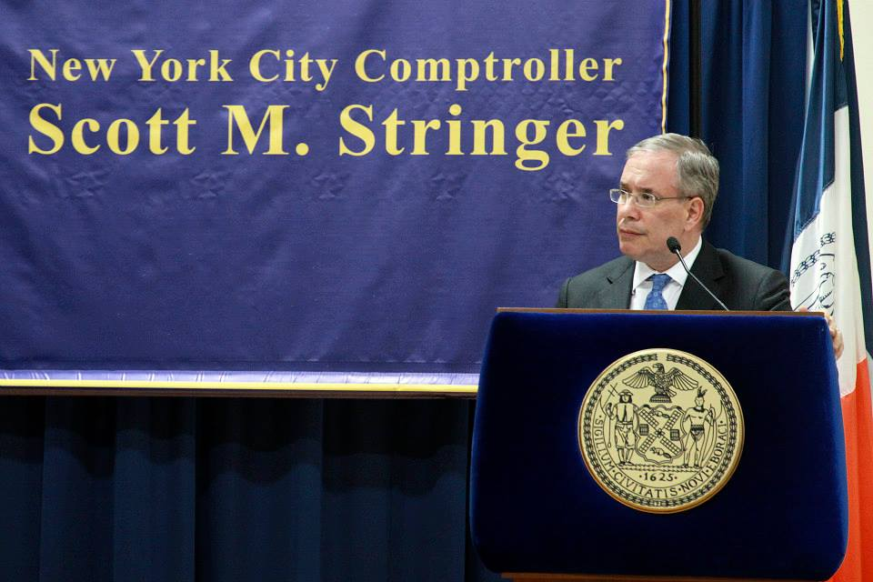Scott Stringer: 'I Don't Work for This Mayor'