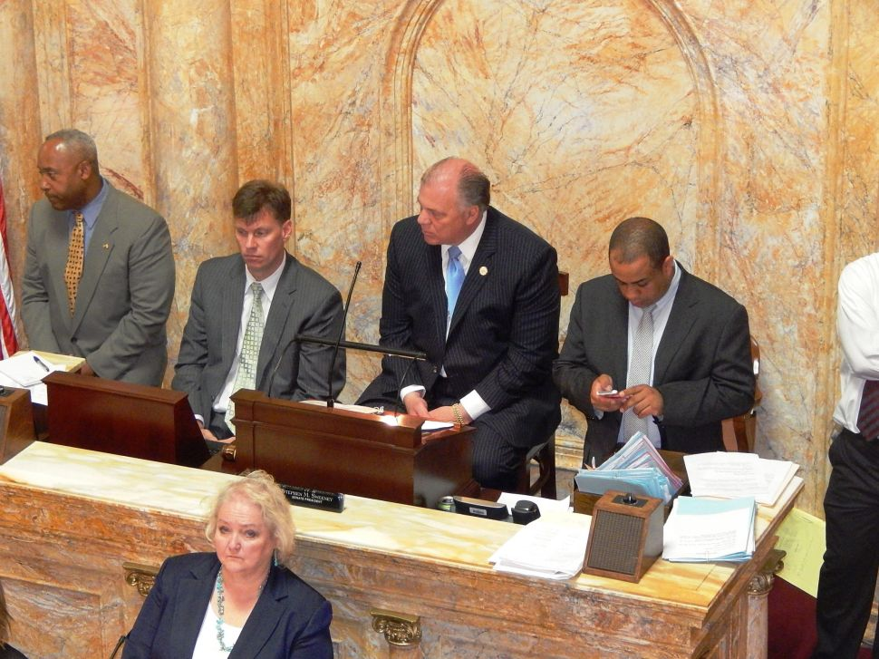 "Atlantic City, Steve Sweeney, and the statewide ""kaleidoscope of politics"""