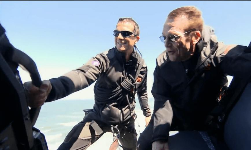 'Running Wild' Recap: Tom Arnold Is Good at Falling, Screaming