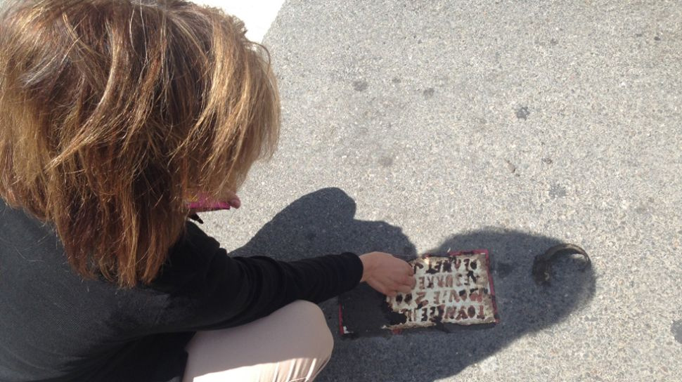 Toynbee Tile Mystery Continues With New Discovery in Tribeca