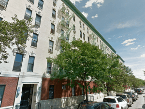 The Tricham Houses, Google Streetview.