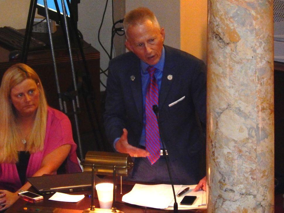 Hughes For Congress announces endorsement by Van Drew