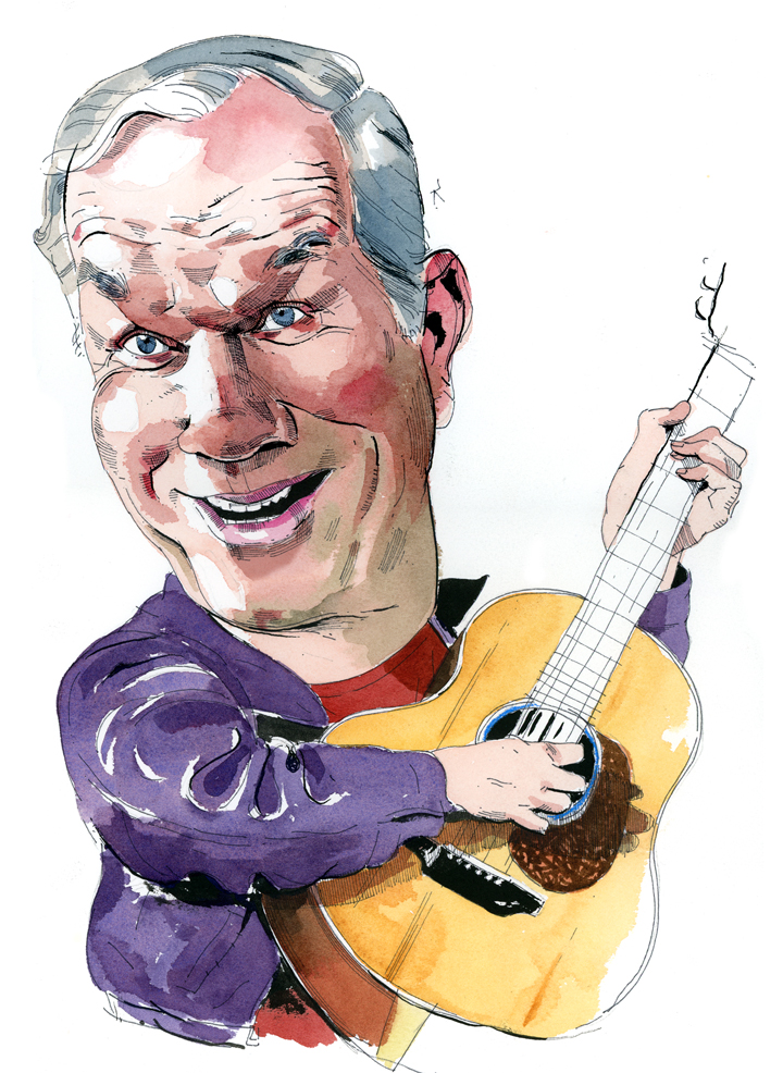 Loudon Wainwright III: The Singing Surgeon Gets Brutally Honest About His New Album