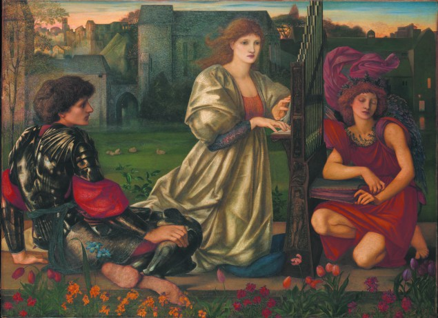 On View: The Pre-Raphaelites Get a Jewel-Box Show at the Met