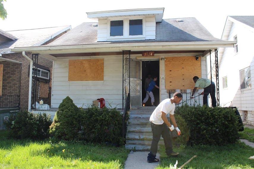 Poet Casey Rocheteau Won a House in Detroit