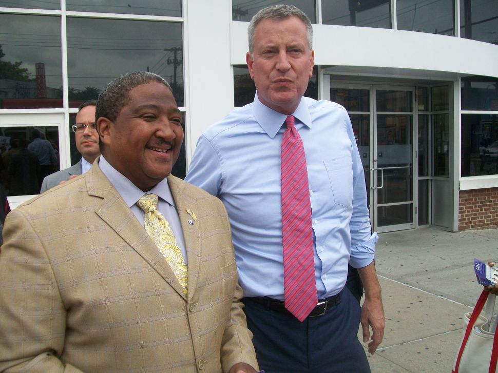 In Hotly Contested Races, the de Blasio Endorsement Only Goes So Far