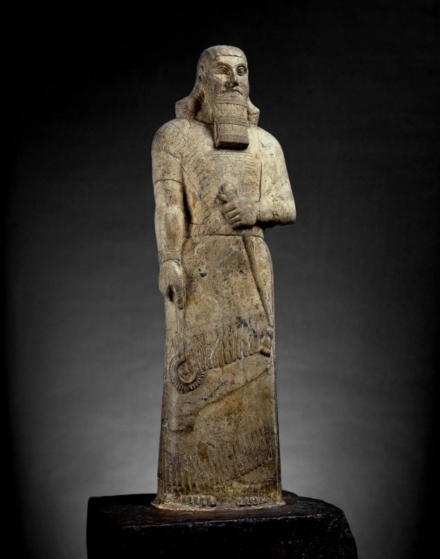 The Met Tells An Epic Tale in Ancient Objects