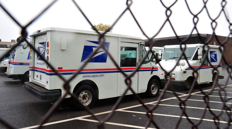 Brooklyn Postal Worker Arrested for Not Delivering a Decade's Worth of Mail