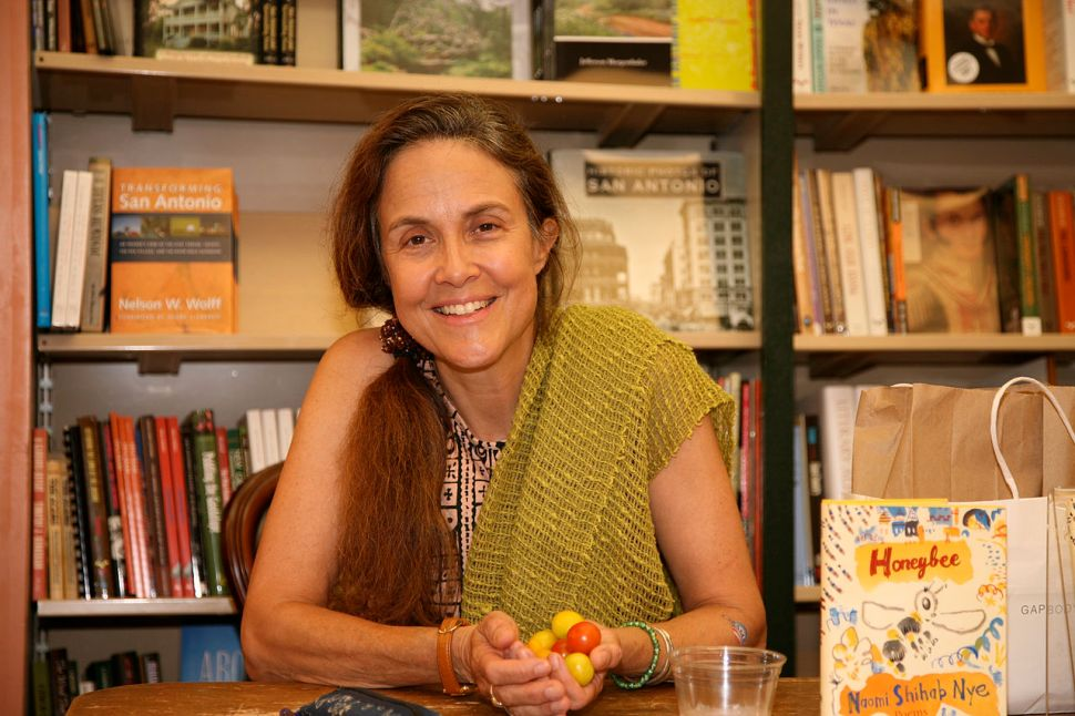 Poet Naomi Shihab Nye Grew Up in Ferguson and the West Bank