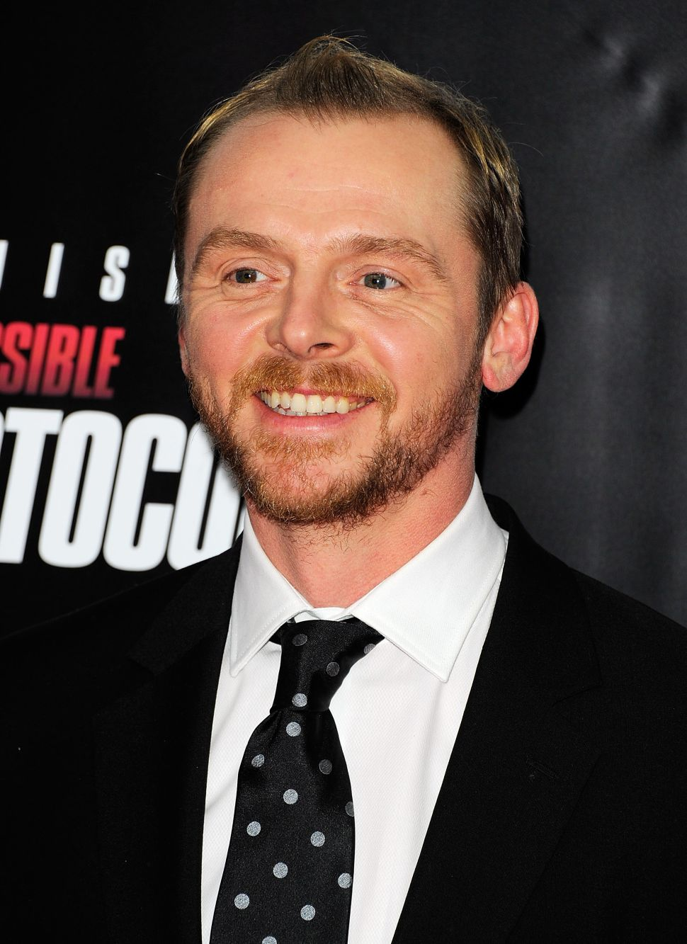 Simon Pegg on Binge-Watching, Robin Williams, and the Meaning of Happiness
